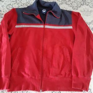 Roots Canada Vintage Full Zip Sweatshirt Size Med